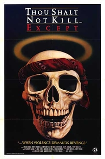 Thou Shalt Not Kill... Except - Poster / Capa / Cartaz - Oficial 4