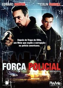 Força Policial - Poster / Capa / Cartaz - Oficial 9