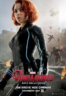 Vingadores: Era de Ultron - Poster / Capa / Cartaz - Oficial 12