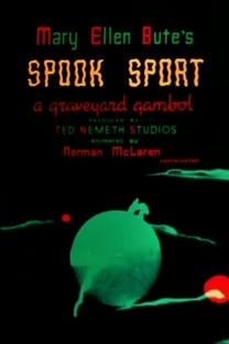 Spook Sport - Poster / Capa / Cartaz - Oficial 1