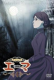 Eikoku Koi Monogatari Emma (1ª Temporada) - Poster / Capa / Cartaz - Oficial 2