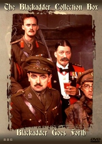 Blackadder Goes Forth - Poster / Capa / Cartaz - Oficial 3