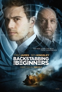 Backstabbing for Beginners - Poster / Capa / Cartaz - Oficial 3