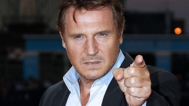 Liam Neeson é o cara mais querido de Hollywood?