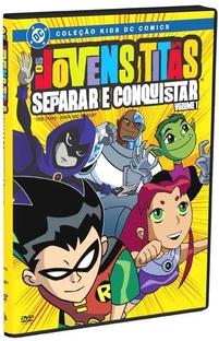 Os Jovens Titãs (1ª Temporada) - Poster / Capa / Cartaz - Oficial 2