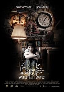 6.66 Mortes Acontecem - Poster / Capa / Cartaz - Oficial 1
