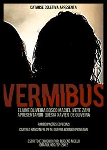 Vermibus - Poster / Capa / Cartaz - Oficial 1