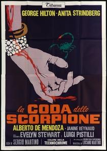 A Cauda do Escorpião - Poster / Capa / Cartaz - Oficial 5