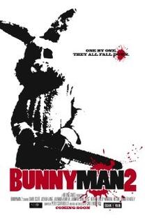 Bunnyman 2 - Poster / Capa / Cartaz - Oficial 1
