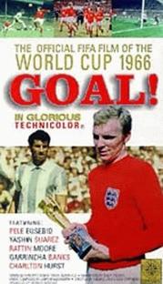 Copa do Mundo Fifa 1966 - Poster / Capa / Cartaz - Oficial 1