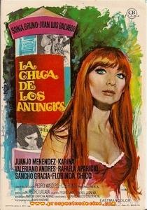 La Chica de los Anuncios - Poster / Capa / Cartaz - Oficial 1