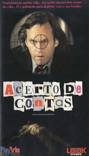 Acerto de Contas - Poster / Capa / Cartaz - Oficial 2