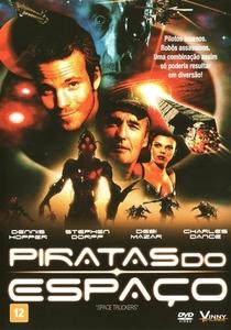 Piratas do Espaço - Poster / Capa / Cartaz - Oficial 6