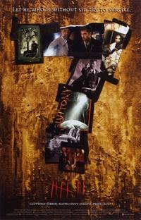 Seven: Os Sete Crimes Capitais - Poster / Capa / Cartaz - Oficial 1