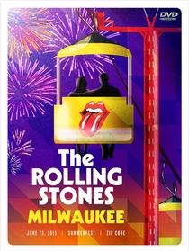 Rolling Stones - Milwaukee 2015 - Poster / Capa / Cartaz - Oficial 1