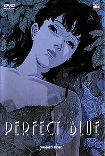 Perfect Blue - Poster / Capa / Cartaz - Oficial 1