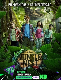 Jungle Nest - Poster / Capa / Cartaz - Oficial 1