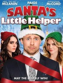 O Ajudante do Papai Noel - Poster / Capa / Cartaz - Oficial 1