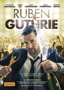 Ruben Guthrie - Poster / Capa / Cartaz - Oficial 1