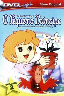 As Aventuras do Pequeno Príncipe - Poster / Capa / Cartaz - Oficial 10