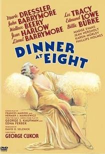 Jantar às Oito - Poster / Capa / Cartaz - Oficial 1
