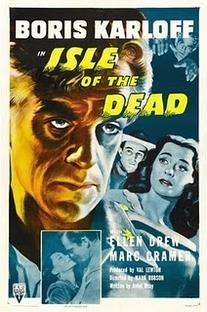Ilha dos Mortos - Poster / Capa / Cartaz - Oficial 1