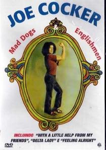 Joe Cocker e o Grupo da Pesada - Poster / Capa / Cartaz - Oficial 1