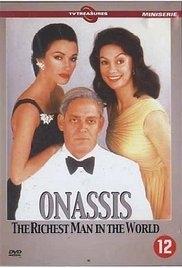 Onassis - O Homem Mais Rico do Mundo - Poster / Capa / Cartaz - Oficial 3