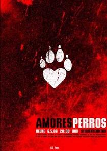 Amores Brutos - Poster / Capa / Cartaz - Oficial 7