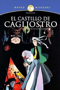 O Castelo de Cagliostro - Poster / Capa / Cartaz - Oficial 7