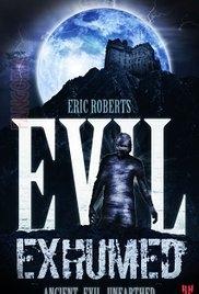Evil Exhumed  - Poster / Capa / Cartaz - Oficial 1