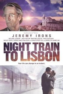 Trem Noturno para Lisboa - Poster / Capa / Cartaz - Oficial 5