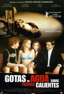 Gotas d'Água Sobre Pedras Escaldantes - Poster / Capa / Cartaz - Oficial 2