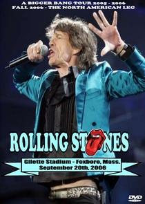 Rolling Stones - Foxborough 2006 - Poster / Capa / Cartaz - Oficial 1