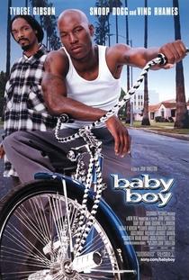 Baby Boy - O Dono da Rua - Poster / Capa / Cartaz - Oficial 1