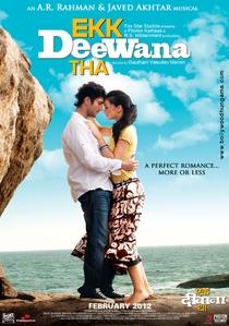 Ekk Deewana Tha - Poster / Capa / Cartaz - Oficial 1