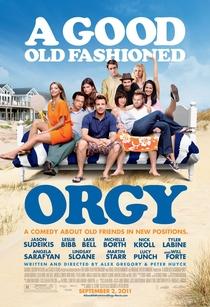 Uma Boa e Velha Orgia - Poster / Capa / Cartaz - Oficial 1