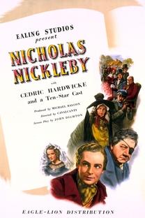 Nicholas Nickleby - Poster / Capa / Cartaz - Oficial 2