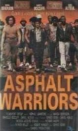 Asphalt Warriors - Poster / Capa / Cartaz - Oficial 1