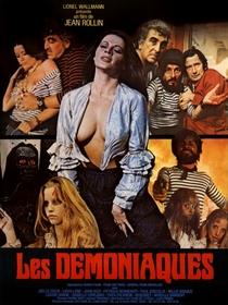As Demoníacas - Poster / Capa / Cartaz - Oficial 2