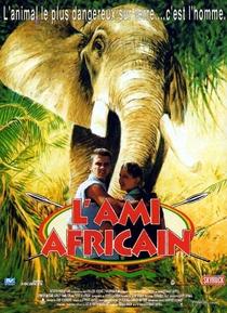 Perdidos na África - Poster / Capa / Cartaz - Oficial 1