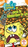 Bob Esponja em Medo de Hamburguer de Siri (SpongeBob SquarePants: Fear of a Krabby Patty)