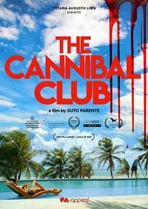 O Clube dos Canibais - Poster / Capa / Cartaz - Oficial 1