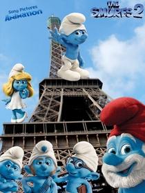 Os Smurfs 2 - Poster / Capa / Cartaz - Oficial 8