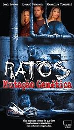 Ratos - Mutação Genética - Poster / Capa / Cartaz - Oficial 1