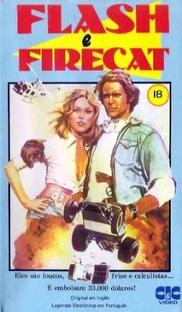 Flash e Firecat - Poster / Capa / Cartaz - Oficial 1