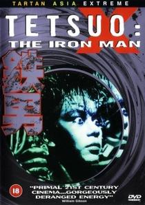 Tetsuo, o Homem de Ferro - Poster / Capa / Cartaz - Oficial 8