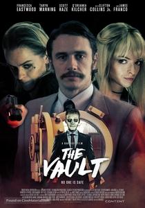 The Vault - Poster / Capa / Cartaz - Oficial 3