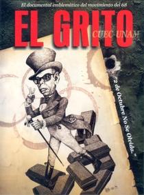 El grito - Poster / Capa / Cartaz - Oficial 2