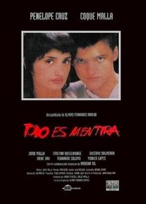 Todo es Mentira - Poster / Capa / Cartaz - Oficial 1